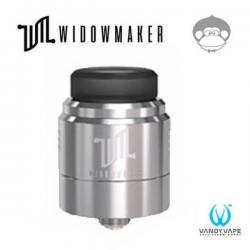 RDA Widowmaker Vandy Vape & el mono vapeador (Silver)