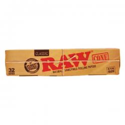 Caja RAW Conos Classic 1 1/4 (32 conos)