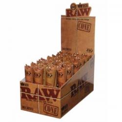 Caja Conos RAW King Size Slim 3 conos (32 unidades)