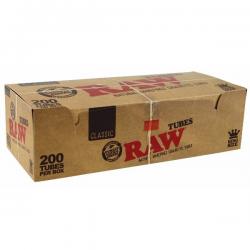 Caja RAW Tubo (200 unidades)