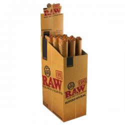 Caja Conos RAW Gigante Classic 1 cono (15 unidades)