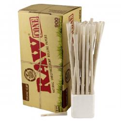 Caja Conos RAW 1 1/4 Orgánico (900 unidades)