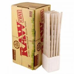 Caja Conos RAW King Size Orgánico (800 unidades)