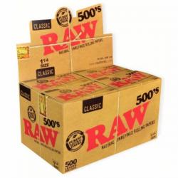 Caja RAW 1 1/4 500 Classic (20uds)