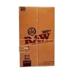 Caja Raw 1 1/4 .300 (20uds)