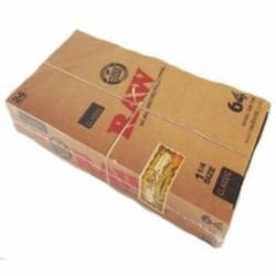 Caja Raw 1 1/4 Classic 64 Hojas (24 unidades)