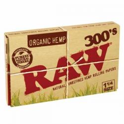 Papel Raw 1 1/4 300 Orgánico