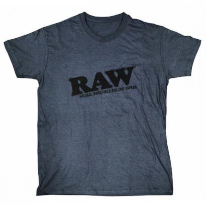 Camiseta RAW Gris RAW TEXTIL