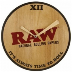 Reloj RAW Pared