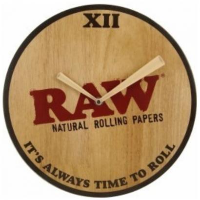Reloj RAW Pared RAW MERCHANDISING