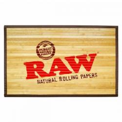 Alfombrilla RAW Suelo Bambu Pequeña