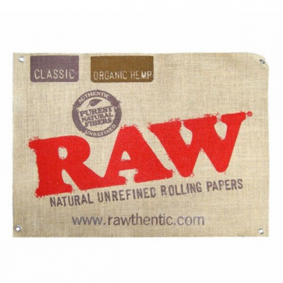 Cartel RAW Tela RAW MERCHANDISING