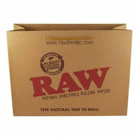 Bolsa RAW Papel Grande RAW MERCHANDISING