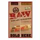Pegatina RAW Sold Here RAW MERCHANDISING