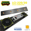 Luminaria LED Grow 220w 3000K (Monster Series)