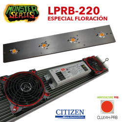 Luminaria LED Grow 220w PRB (Monster Series)