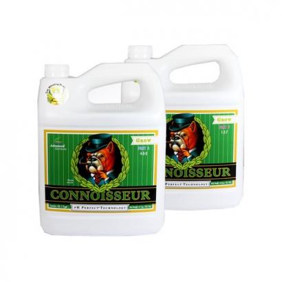 Connoisseur PH Perfect Grow A&B 4LT Advanced Nutrients ADVANCED NUTRIENTS ADVANCED NUTRIENTS