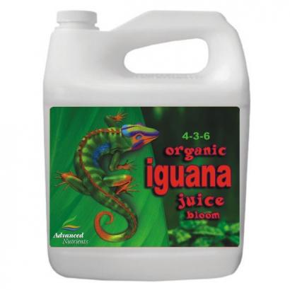 Organic Iguana Juice Bloom 4LT Advanced Nutrients ADVANCED NUTRIENTS ADVANCED NUTRIENTS