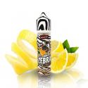 E-Liquid Fruitz Twisted Lemon 50ml 0mg (Booster) Zebra Juice