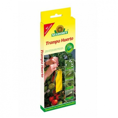 Trampa adhesiva huerto Neudorff NEUDORFF INSECTICIDA, FUNGICIDA, HERBICIDA, TRAMPAS