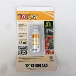 Tokai insecticida natural (Azadiractin 3,2%)p/v 15ml  TRABE INSECTICIDAS BIO