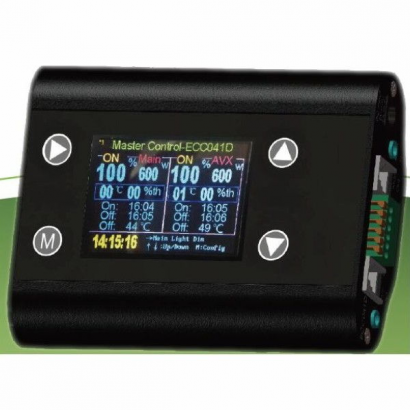 Controlador Newlite EXT para luminaria 1000W Ajust 2.0 HPS doble ended KIT 1000W