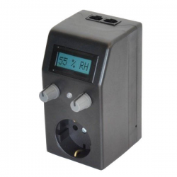 Controlador de Humedad Humi Twin Sin Sensor Techgrow  CONTROL HUMEDAD