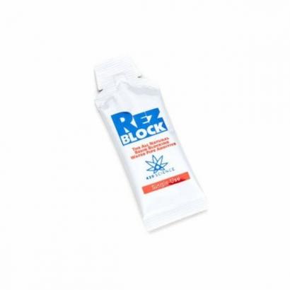 RezBlock Single Use Packets (1 unidad) 420Science LIMPIEZA Y MANTENIMIENTO