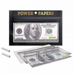 Papel Power Papers Dolar Con Filter Tips (1 unid)  OTROS MODELOS