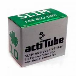 Filtro Actitube Slim Caja 10 uni  BOQUILLAS Y FILTROS
