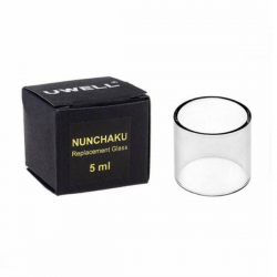 Pirex Glass para Nunchaku 5ml (1 ud)  UWELL