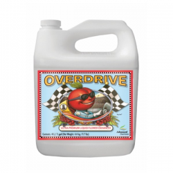 Overdrive 4LT Advanced Nutrients ADVANCED NUTRIENTS ADVANCED NUTRIENTS