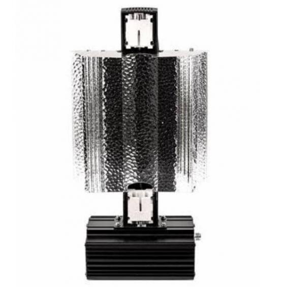 Luminaria Spectra HPS 1000w D.E. Solux  KIT 1000W