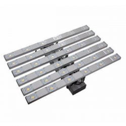 Sistema LED Vega 360w 6 Barras Solux Pro SOLUX LED SOLUX