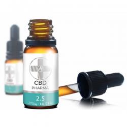 Serum Número 2,5 10ml CBD Pharma  Aceite con CBD