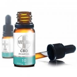 Serum Número 10 10ml CBD Pharma  Aceite con CBD