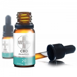 Serum Número 20 10ml CBD Pharma  Aceite con CBD
