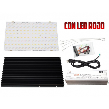 HLG 135W QB V2 RSPEC LED KIT  LED HLG