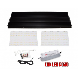 HLG 260W QUANTUM BOARD V2 RSPEC LED KIT  LED HLG
