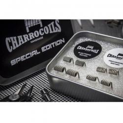 Resistencia artesanal Special edition Charro Coils  RESISTENCIAS ARTESANALES