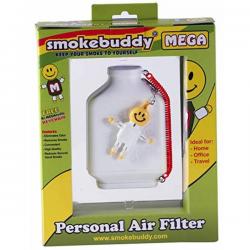 Filtro Mega SmokeBuddy  LIMPIEZA Y MANTENIMIENTO