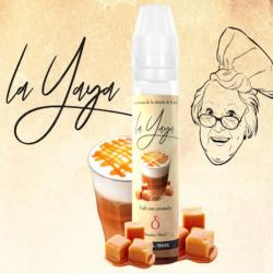 E-Liquid Café con caramelo 0mg (Booster) 50ml La Yaya Bombo ESENCIAS BOMBO