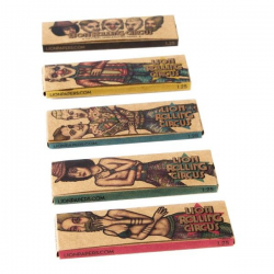 Papel natural 1/4 Lion Rolling Circus (1 Unid)  LION ROLLING CIRCUS