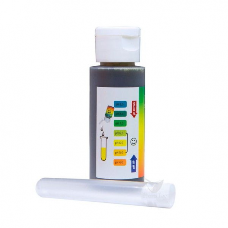PH Kit Test GHE 60ml  MEDIDORES PH