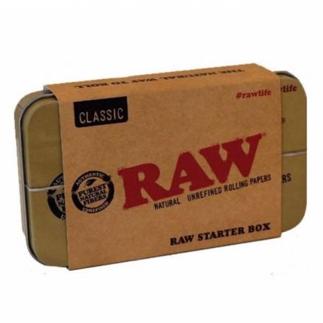 Caja RAW Starter Box RAW CAJAS