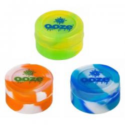Envase silicona 5ml Colores Ooze  BOTES CON FILTRO UV Y OPACOS