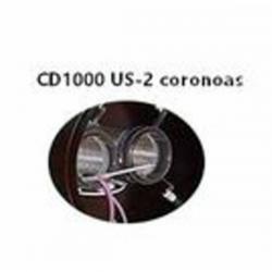 Recambio corona uvonair cd-1000 us-2 coronas (izquierda)  RECAMBIOS OZONIZADORES