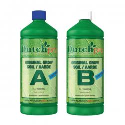 Tierra A y B Grow 1lt Dutch Pro (Agua Blanda) Dutch Pro DUTCH PRO