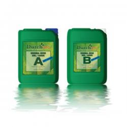 Tierra A y B Grow 5lt Dutch Pro (Agua Blanda) Dutch Pro DUTCH PRO