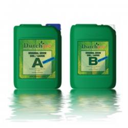 Tierra A y B Grow 10lt Dutch Pro (Agua Blanda) Dutch Pro DUTCH PRO